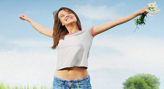 как похудеть постепенно без диет расписание дня