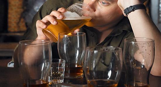 Если выпить алкоголь при кодировке
