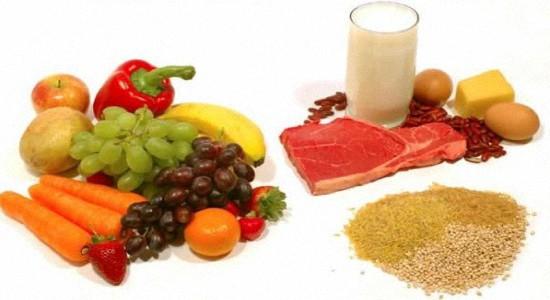 белковые продукты для похудения меню