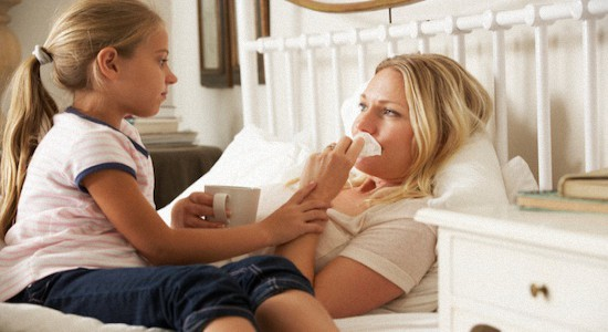Повышения иммунитета после болезни