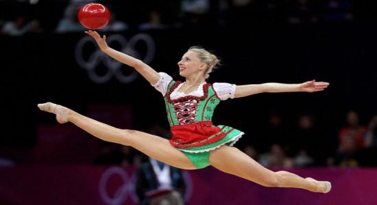 Как купить мяч для художественной гимнастики