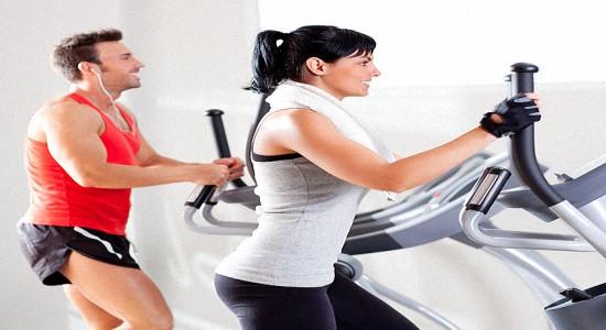 Как похудеть на эллиптическом тренажере