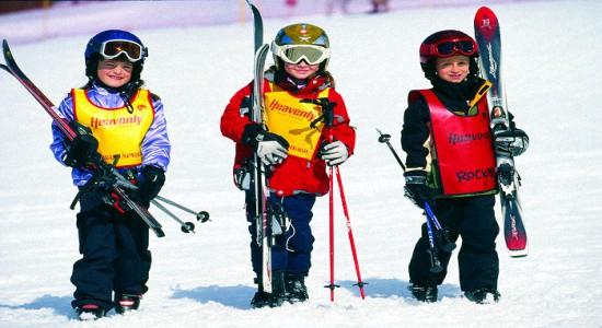 Как правильно купить горные лыжи детские