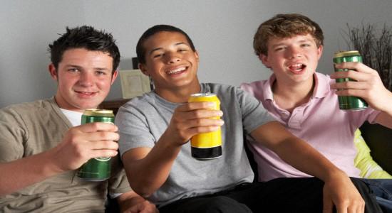 Причины подросткового алкоголизма