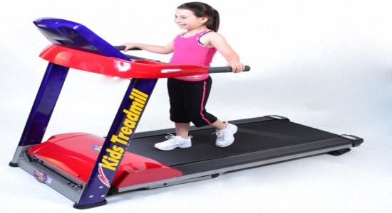 Детская беговая дорожка – делаем правильный выбор