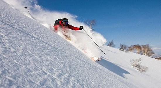 Правильная  техника  катания  на  горных  лыжах