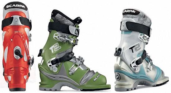 Выбираем правильно ботинки для горных лыж