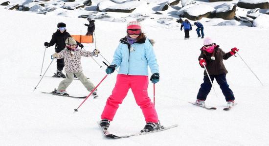 Как научиться кататься на горных лыжах правильно