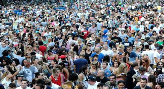 Боязнь толпы - Причины