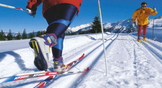 Как правильно выбрать беговые лыжи