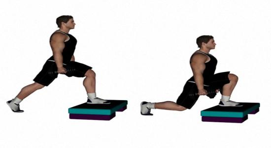 Эффективные упражнения с гантелями для ног