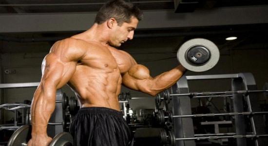 Эффективные упражнения с гантелями на бицепс